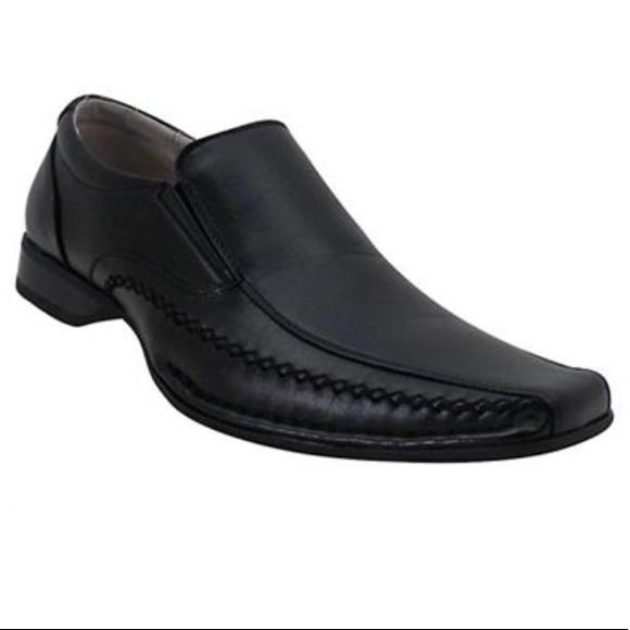 aa713885ec4 M-Trace black dress shoes NWT